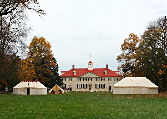 Mount Vernon encampment