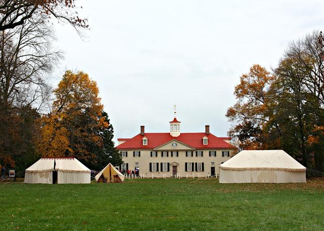 Mount Vernon encampment