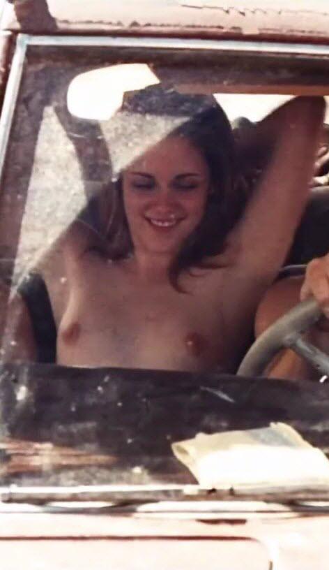 Kristen Stewart Topless