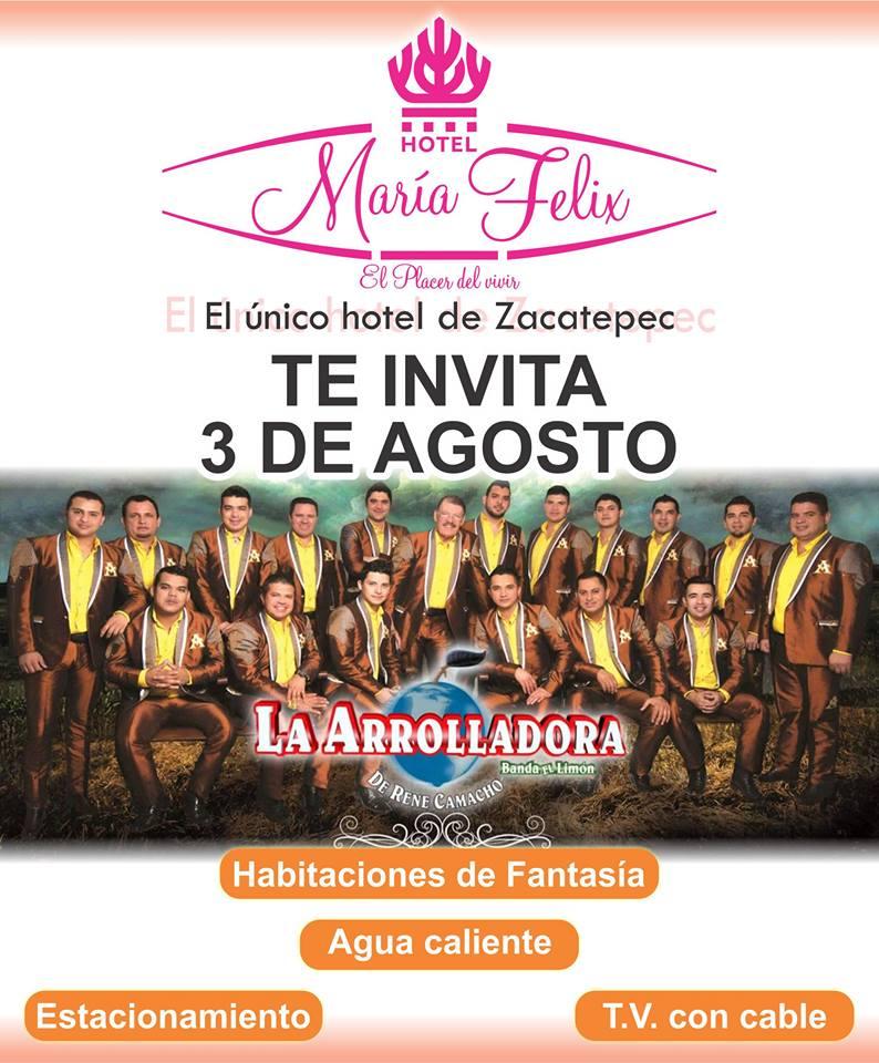 HOTEL MARIA FELIX