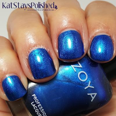 Zoya Flair 2015 - Estelle | Kat Stays Polished