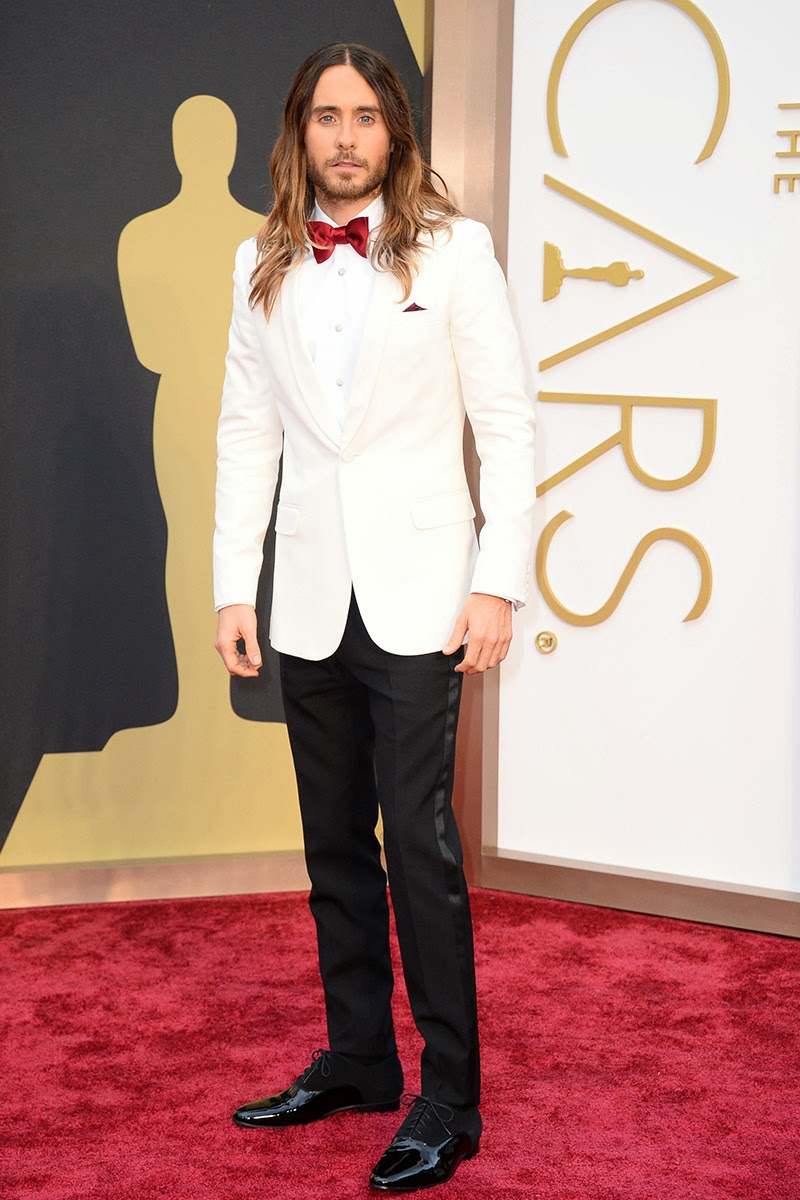 Jared Leto - Oscars 2014