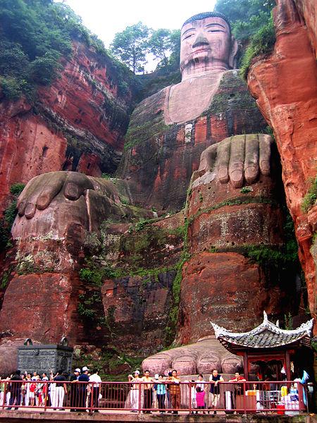 Mount Emei Scenic Area: Leshan Giant Buddha, China