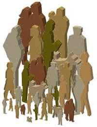 Κοινωνικοί άνθρωποι και ανθρώπινη κοινωνία, Νίκος Λυγερός