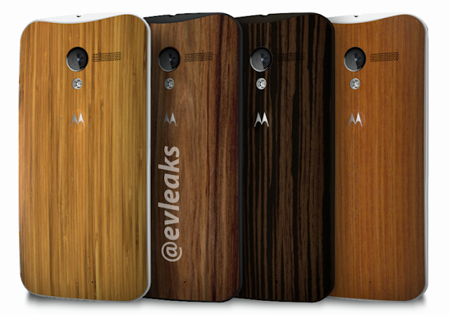 Wooden Moto X Covers