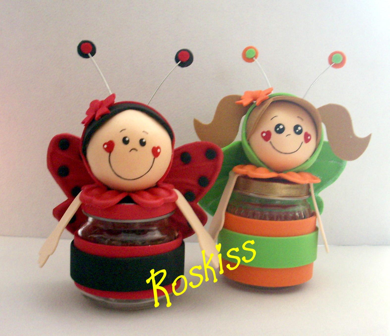 El Atelier de Roskiss: Bichos dulceros