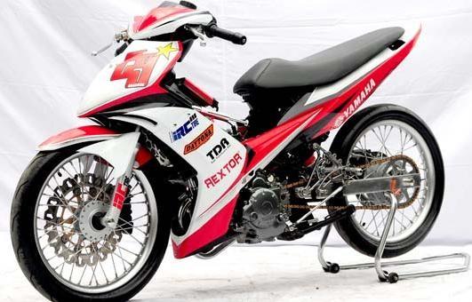 300+ Kumpukan Modifikasi Motor MX Terunik