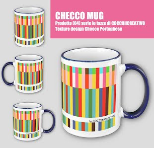 CHECCO MUG