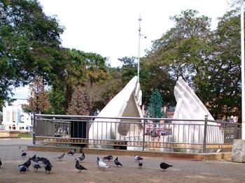 Nikmati Air Jagung Pure Di Taman Kerang Kuantan