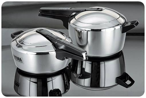 Futura Stainless Steel Pressure Cooker