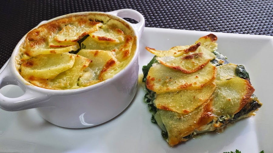 Cuatro recetas muy variadas de espinacas cocina for Maneras de cocinar espinacas