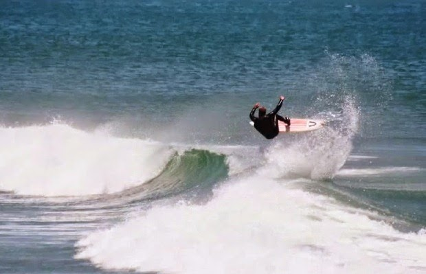 Abreojos -surfing