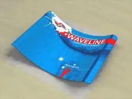 Waveline displays graphics