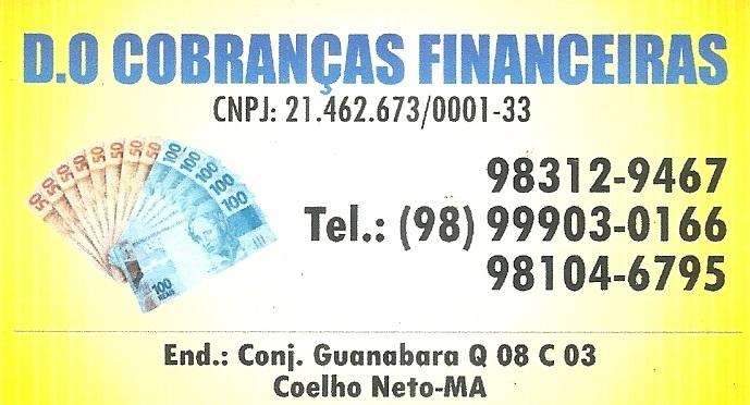 D.O FINANANCEIRA