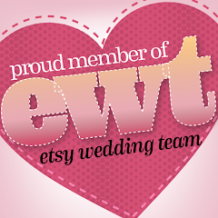 Member of the Etsy Wedding Team