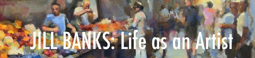 Life as an Artist- Jill Banks
