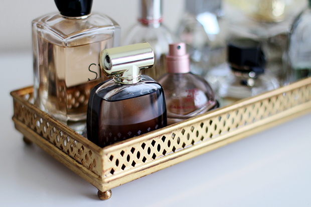 home decor/perfume collection