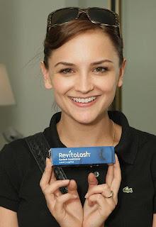 Jennifer Katharine Gates sweet and cute smile