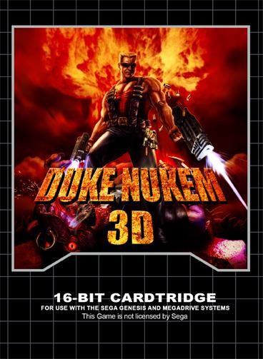Piko Interactive licencia la versión para Mega Drive de Duke Nukem 3D