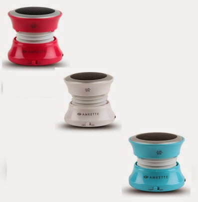 Buy Amkette Tru Beats Solo Multimedia Rechargeable Speakers for Rs.499 at Flipkart