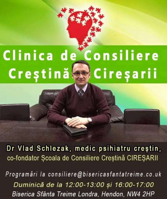 Clinica de Consiliere Creştină Cireşarii