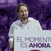 """Iglesias: """"hay que dar pasos al frente y asumir la responsabilidad del momento histórico que estamos viviendo"""""""