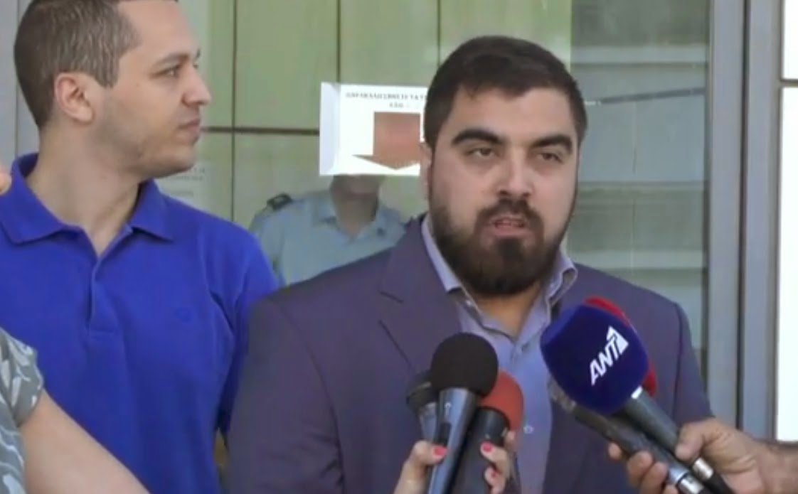 Αρτέμης Ματθαιόπουλος: Άμεση απελευθέρωση των πολιτικών κρατουμένων της Χρυσής Αυγής - ΒΙΝΤΕΟ