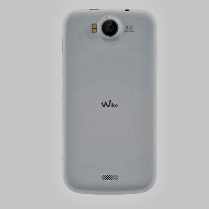 Wiko Cink Peax 2 Blanc smartphone