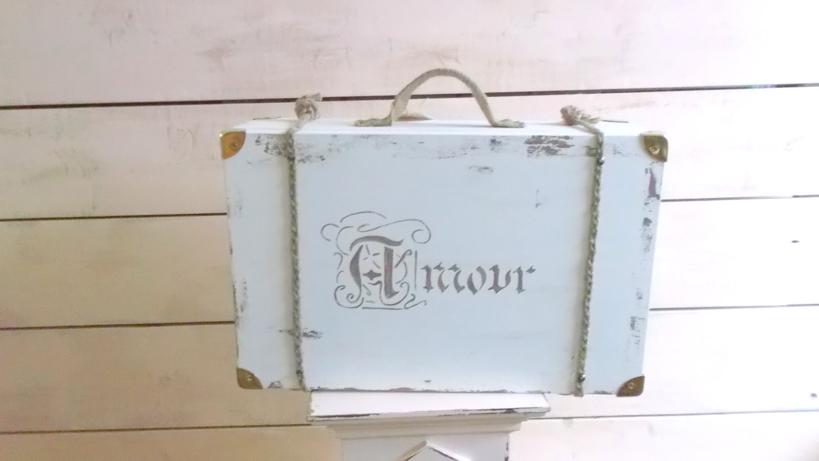 Cufar/Cutie/Valiza bani nunta - KOFI- decoratiuni nunta