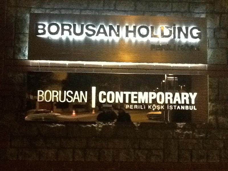 Trends by Sevi: Borusan Contemporary Ardından Kuruçeşme ...