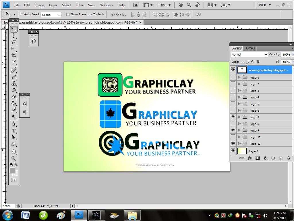 Car sticker design psd - More Logos Psd File See New 7 Company Logo Fully Editable Psd File