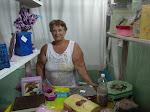 Banca número 09 - Artesã Luiza