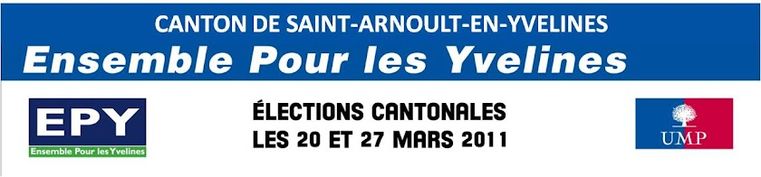 Benoît Petitprez  -  Cantonale de Saint-Arnoult en Yvelines