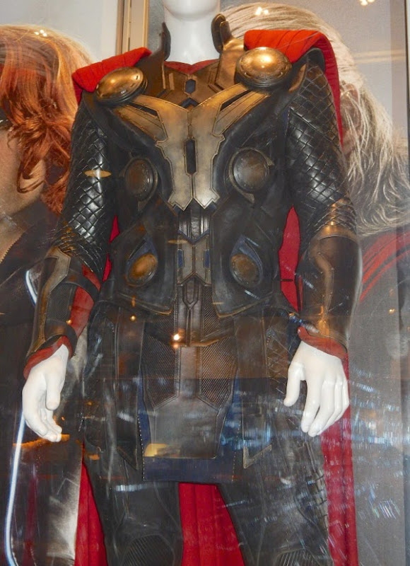 Avengers Age of Ultron Thor costume breastplate