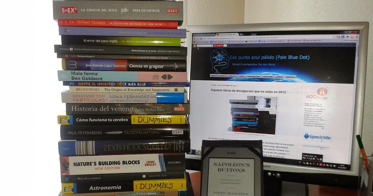 Algunos libros de divulgación que he leído en 2013