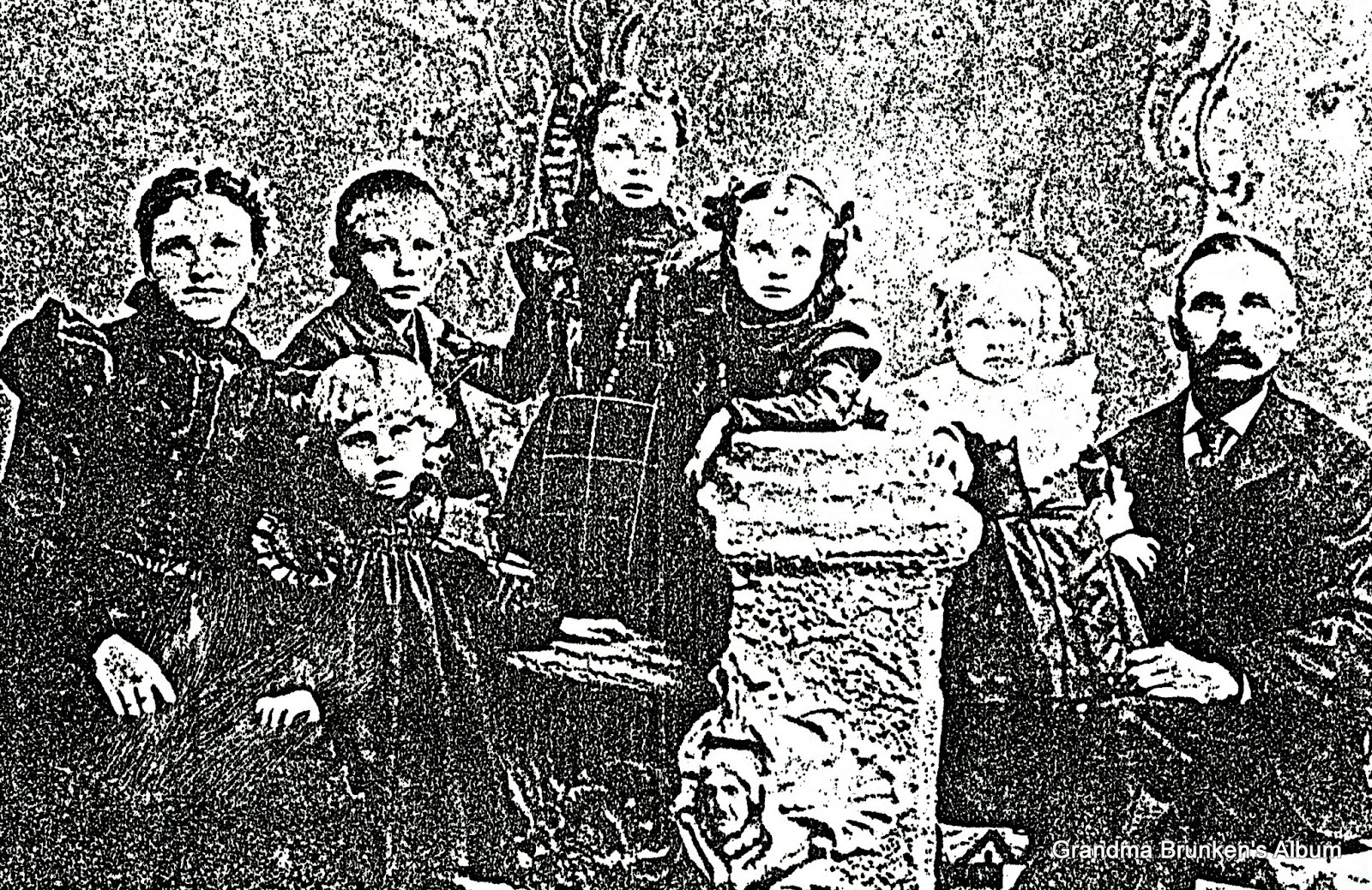 Andrew Petersen Family