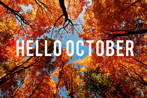 Image result for goodbye september hello october images
