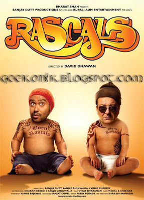 Rascals (2011): MP3 Songs
