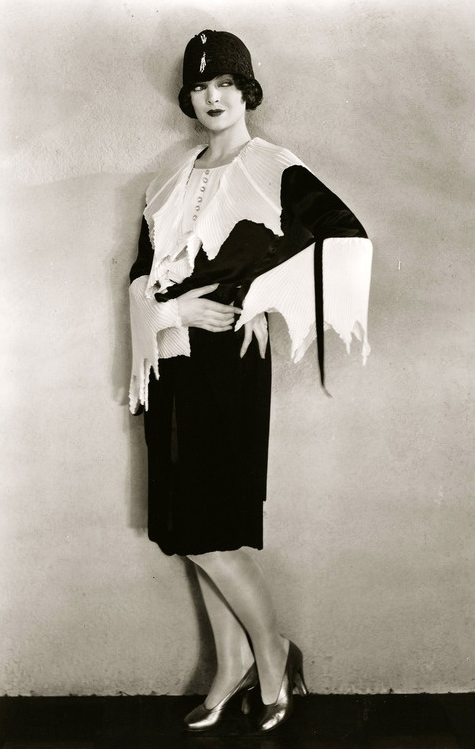 Fashionable 1920s #vintage #1920s #fashion #deco