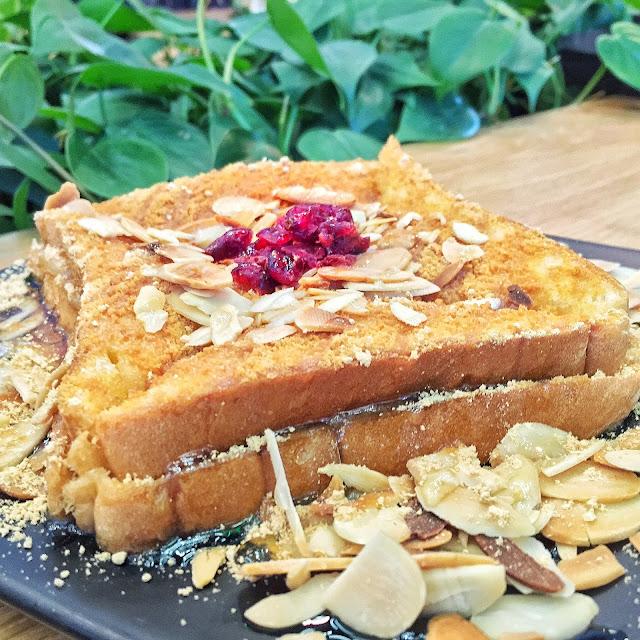 Nunsaram - Injeolmi Toast