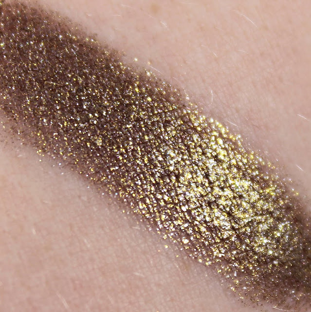 Australis Metallic - Jay-Zed Eyeshadow Swatches & Review