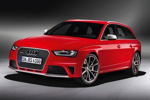 Audi Rs4 Avant B8 Officially Revealed Quattroholic Com