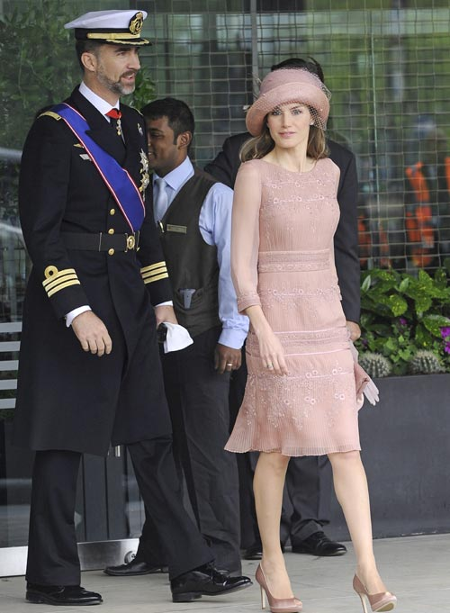 ROYAL COUTURE.....William and Kate Royal Wedding Guests Red Carpet ...