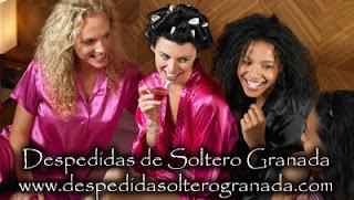 Ideas para despedidas de soltera en Granada