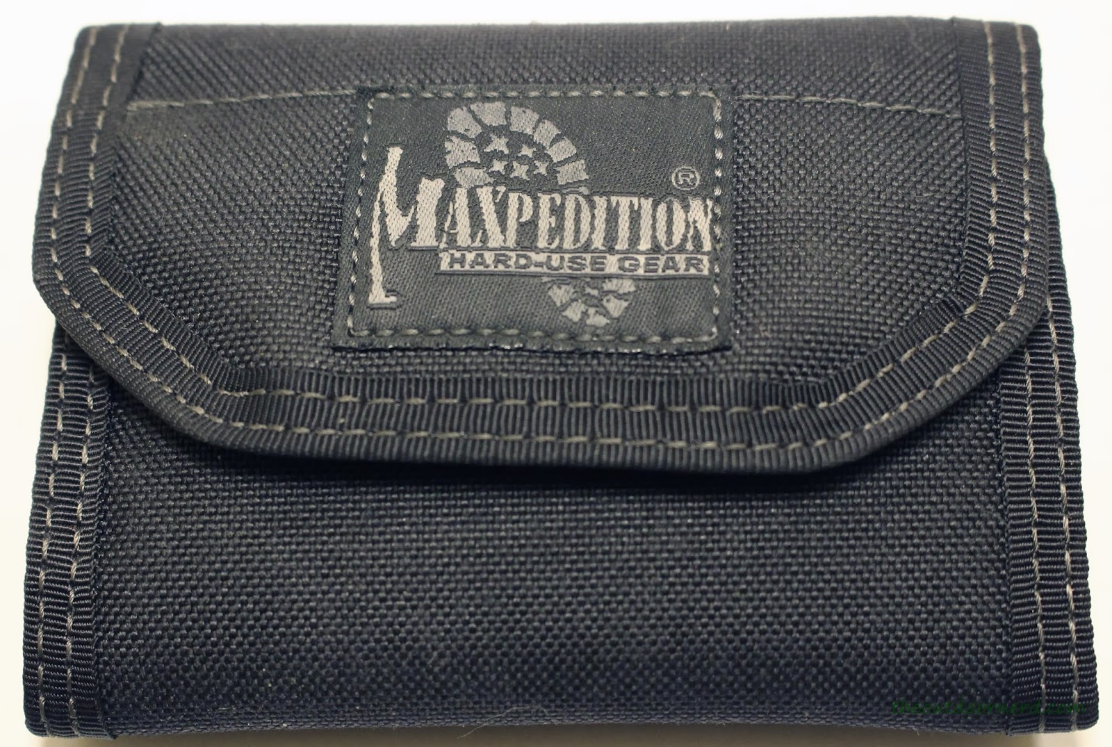 Maxpedition C.M.C Wallet - Top View