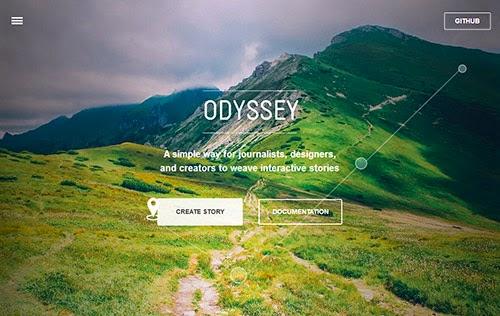 Odyssey - interactive storytelling
