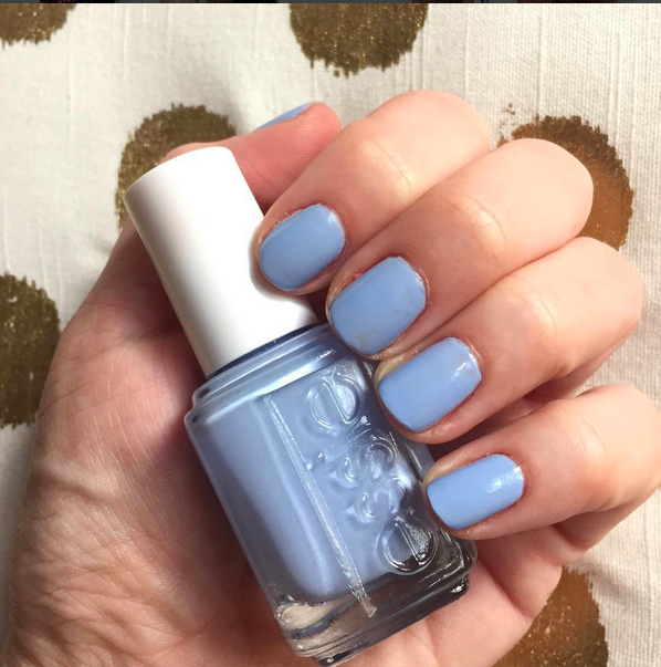My 2015 in Nails, nail polish roundup, nail polish, nail lacquer, nail varnish, manicure, #ManiMonday, Essie Bikini So Teeny
