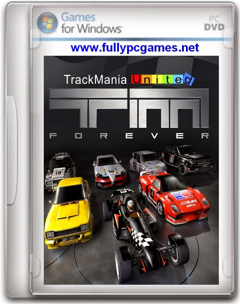 TrackMania United - GameSpot