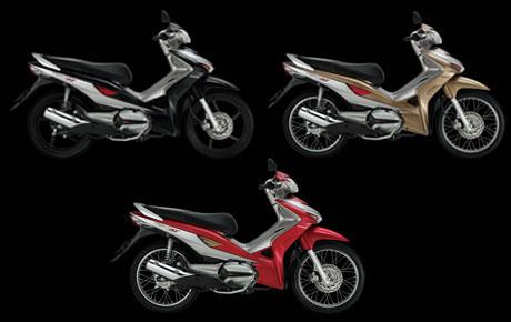 Honda RSX FI AT-Những xe tay ga dưới 30 triệu