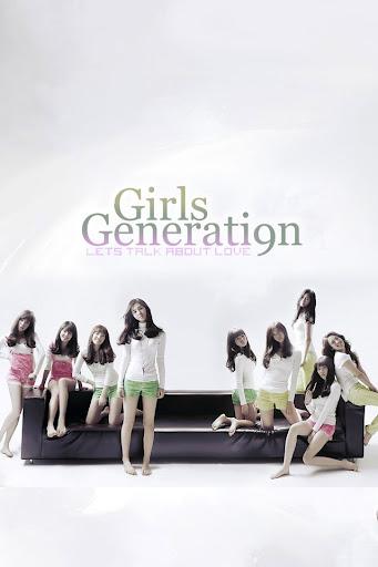 Girls Generation SNSD IPhone HD Wallpaper